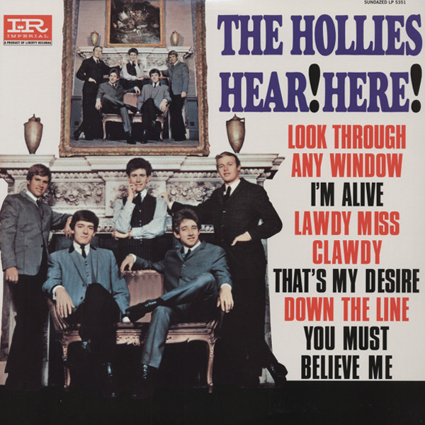 Hear! Here! - 180g Vinyl