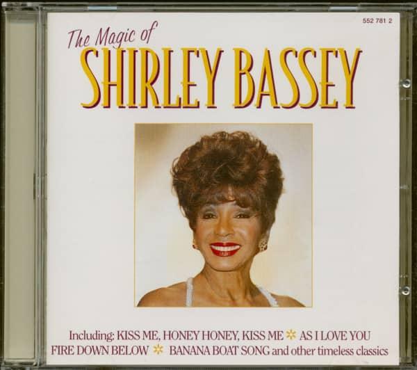 The Magic Of Shirley Bassey (CD)
