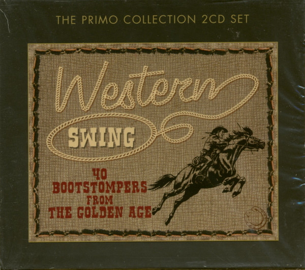 Western Swing - 40 Bootstompers From The Golden Age (2-CD)