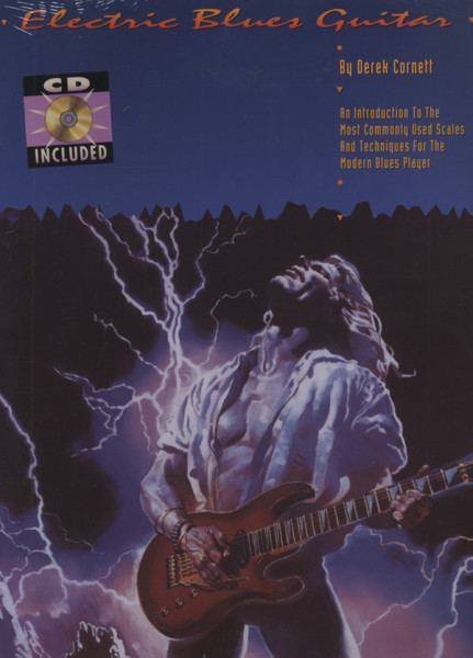 Electric Blues Guitar (Buch+CD)