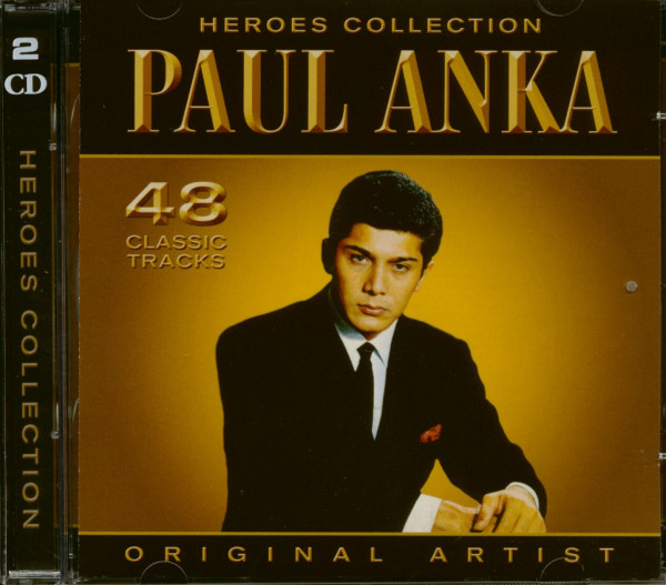 Heroes Collection - Paul Anka (2-CD)
