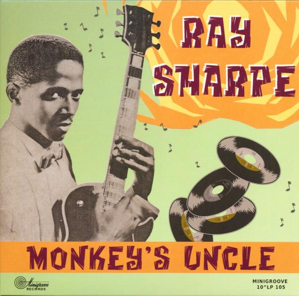 Monkey's Uncle (10inch LP)