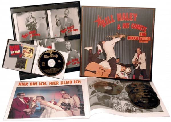 The Decca Years And More (5-CD Deluxe Box Set)