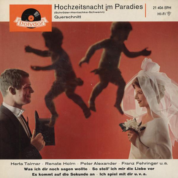 Hochzeitsnacht im Paradies-Querschnitt ep, PS