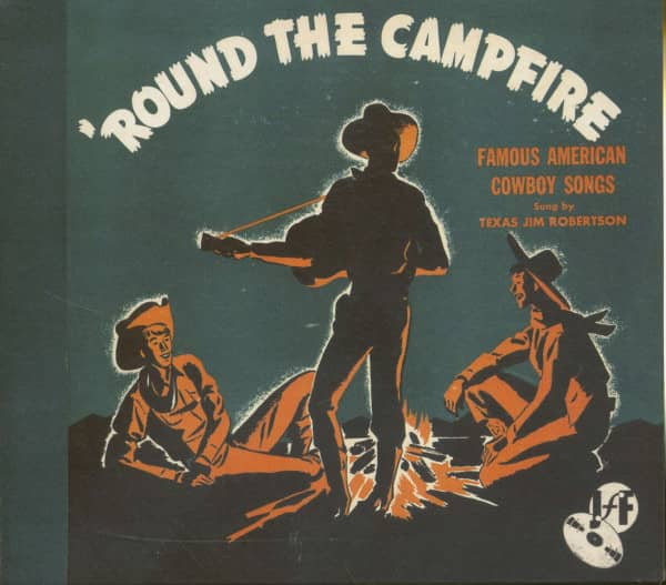 Round The Campfire (CD)