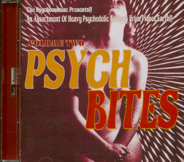 Psych Bites Vol.2 (CD)