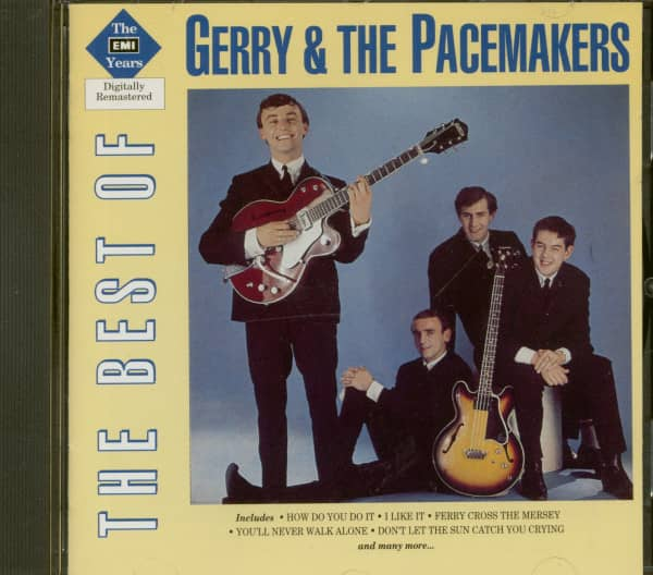 The Best Of Gerry & The Pacemakers (CD)