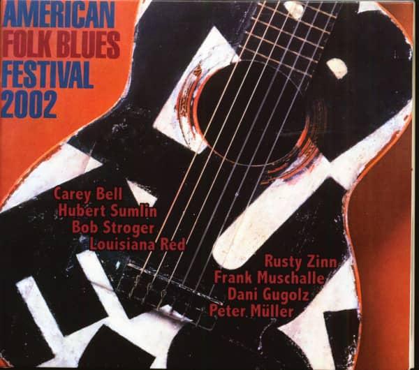 American Folk Blues Festival 2002 (CD)