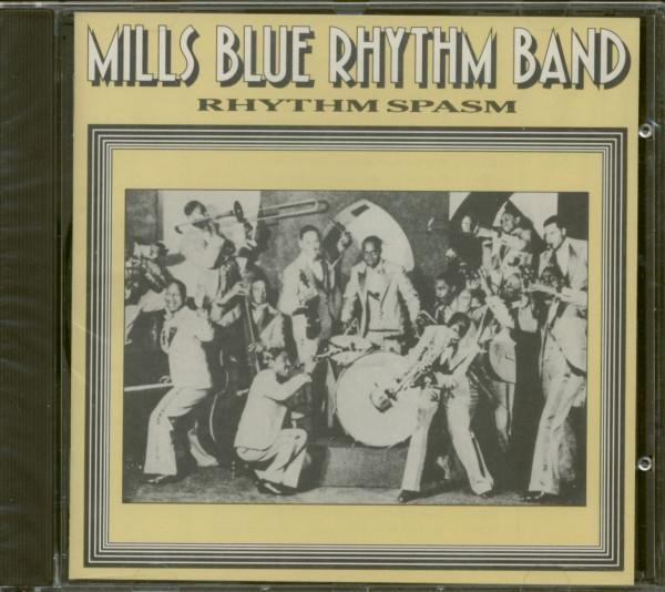 Rhythm Spasm (CD)