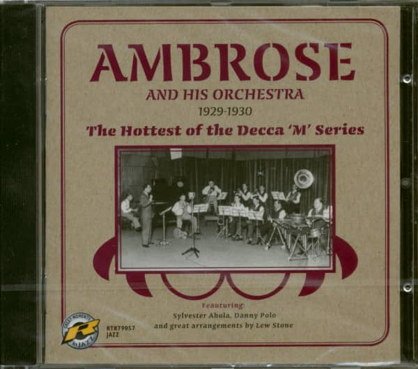 The Hottest Of The Decca 'M' Series (CD)