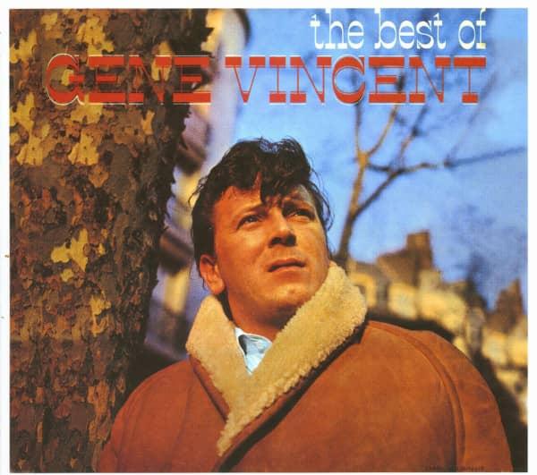 The Best Of Gene Vincent (CD)