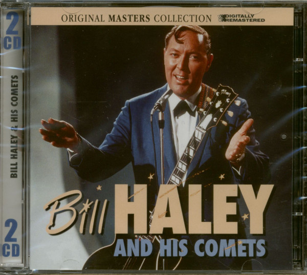 Bill Haley & His Comets (2-CD)
