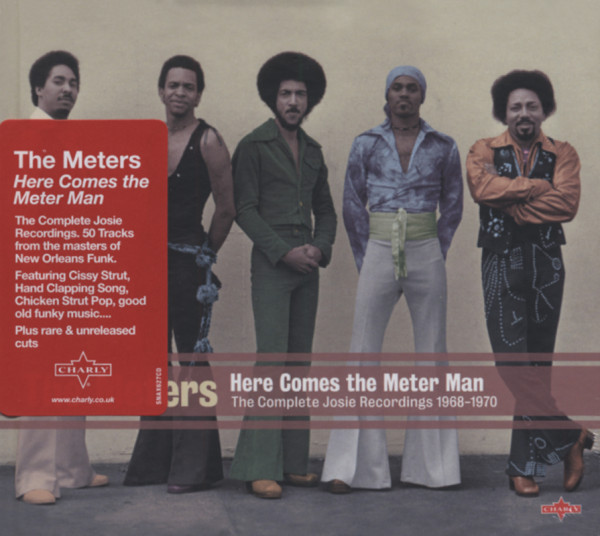 Here Comes The Meter Man (2-CD) Compl.Josie
