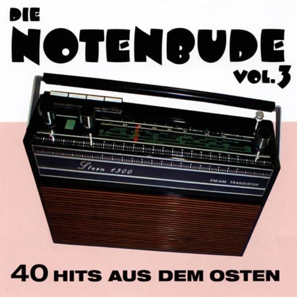 Vol.3, Die Notenbude 2-CD