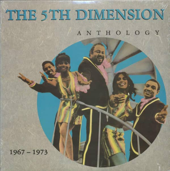 The 5th Dimension Anthology (2-LP)