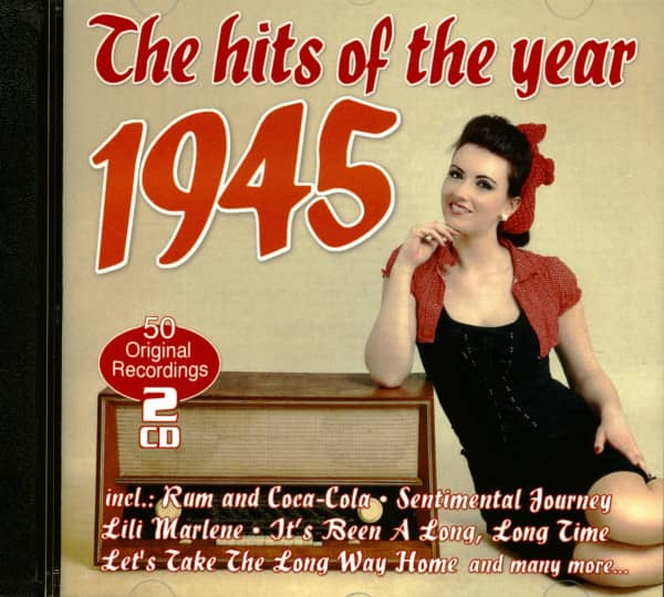 The Hits Of The Year 1945 (2-CD)