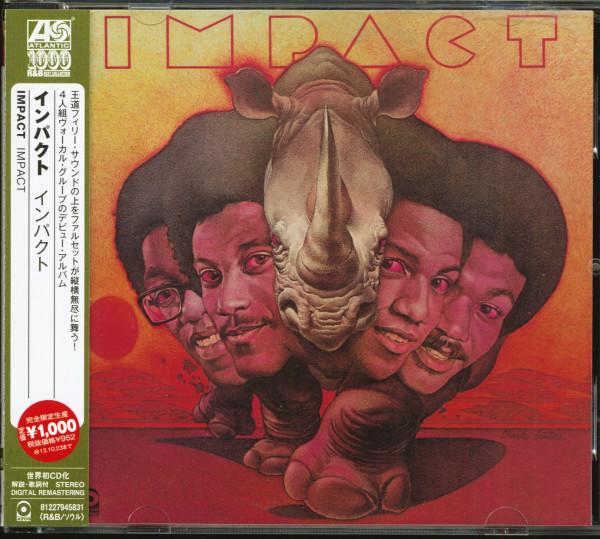 Impact (CD, Japan)