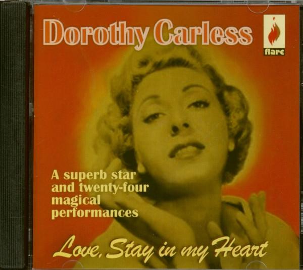 Love Stay In My Heart (CD)