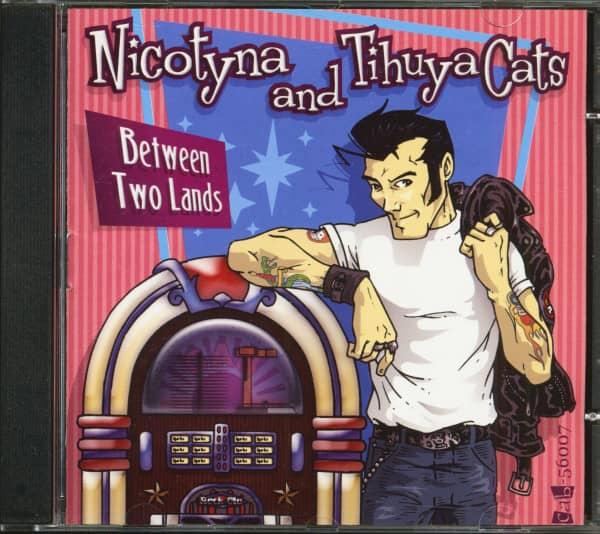 Between Two Lands (CD)