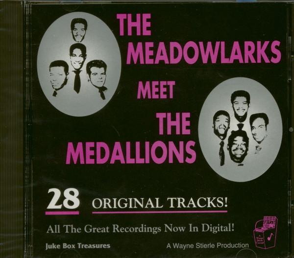 Meadowlarks Meet The Medallions