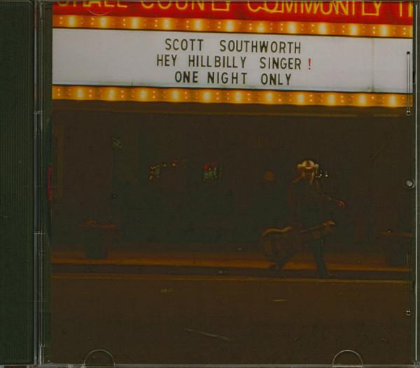 Hey Hillbilly Singer! (CD)