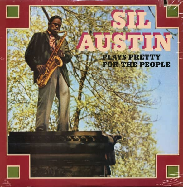 Sil Austin Plays Pretty For The People (LP)
