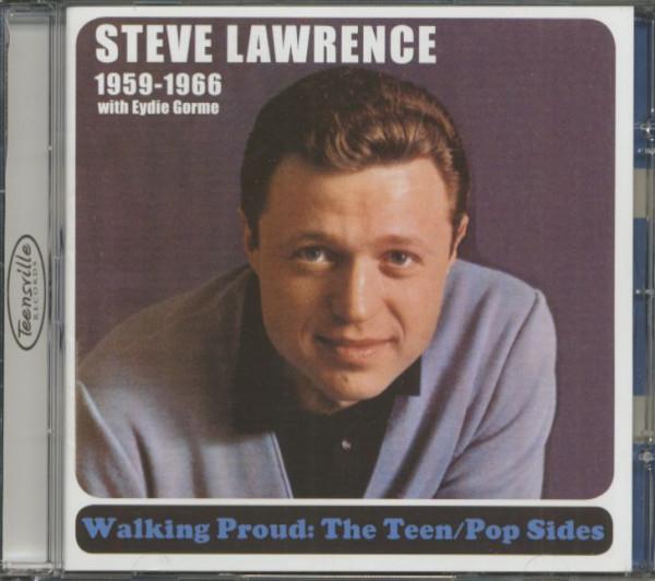 Walking Proud - The Teen-Pop Sides 1959-1966 (CD)