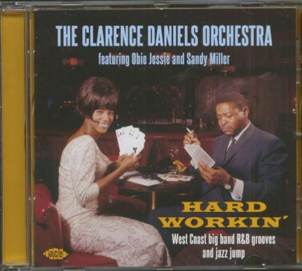 Hard Workin' - Featuring Young Jessie & Sandy Miller (CD)