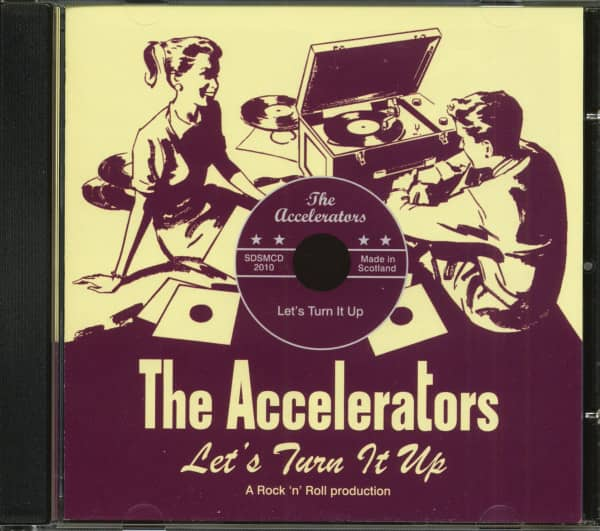 Let's Turn It Up (CD)