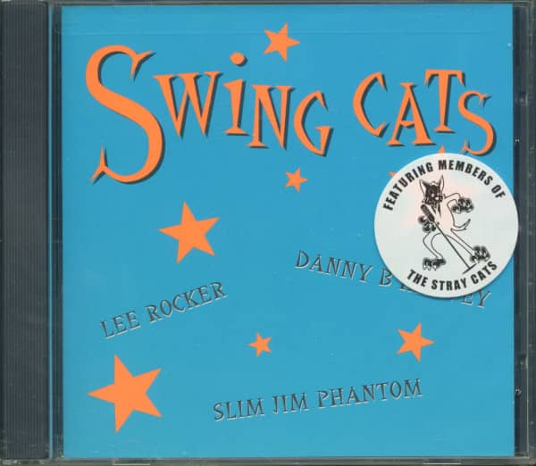 Swing Cats (CD, US Version, Cut-Out)