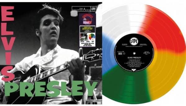 The Forgotten Album (LP, Multicolor Vinyl, Ltd.)