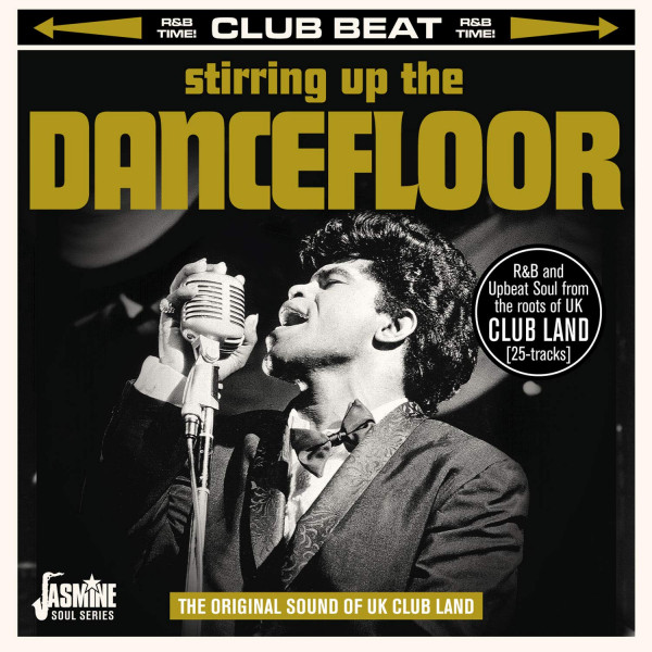 Stirring Up The Dancefloor: Original Sound Of UK Clubland (CD)