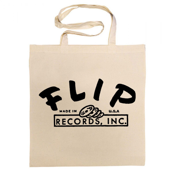 Record Bag - Tasche Flip Records