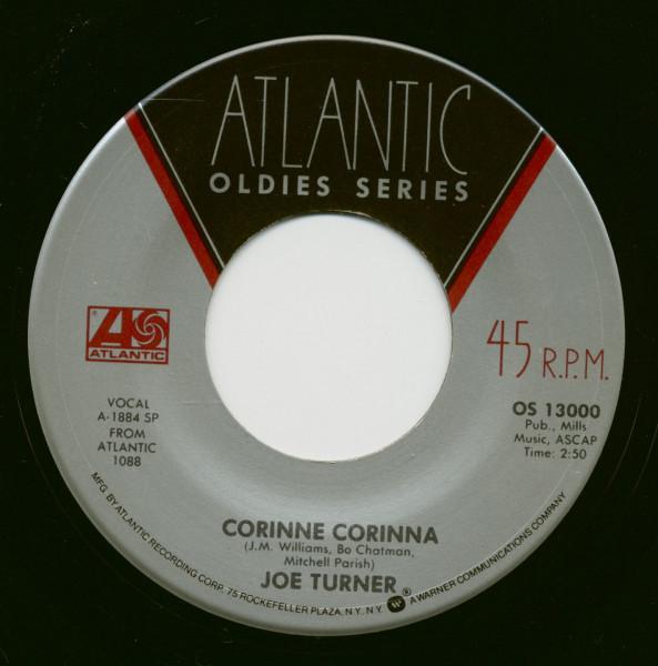 Corinne Corinna - Honey Hush (7inch, 45rpm)
