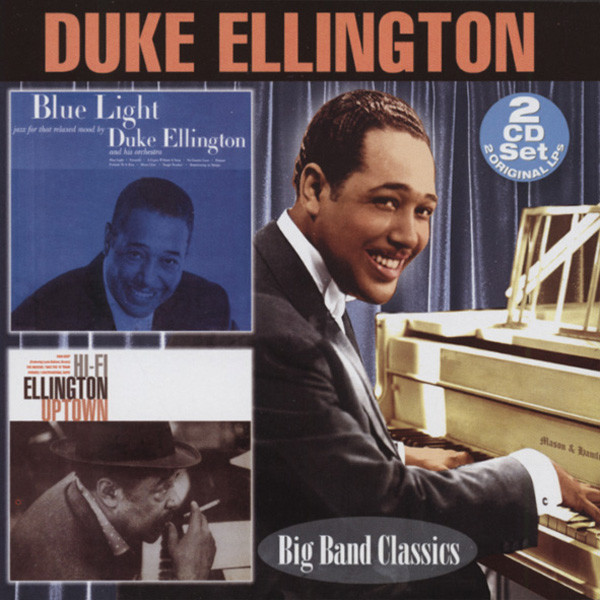 Blue Light & Hi-Fi Ellington Uptown 2-CD