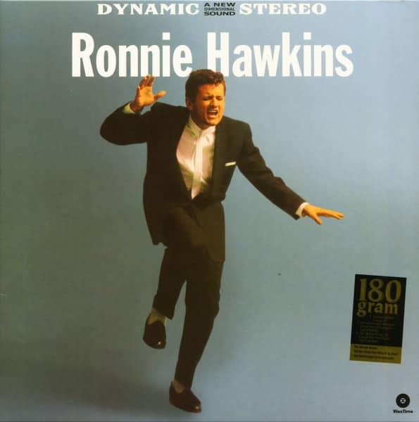 Ronnie Hawkins & The Hawks (LP, 180g Vinyl, Ltd.)
