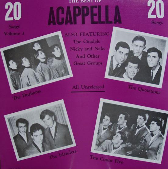 The Best Of Acappella Vol.3 (LP)