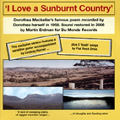 I Love A Sunburnt Country (1958 Poem!)