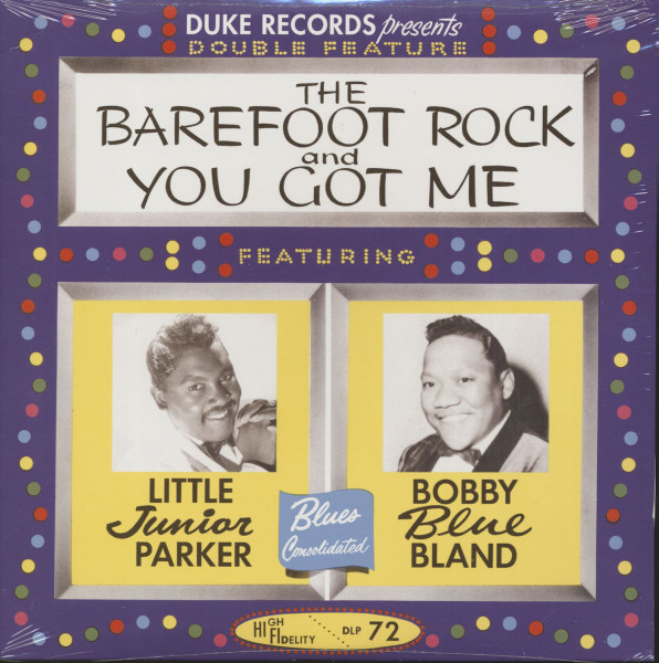 Double Feature - Barefoot Rock And You Got Me (LP, 180g Vinyl)
