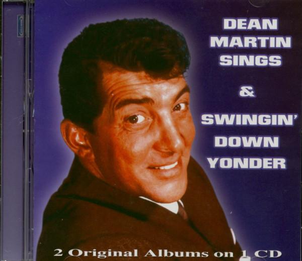 Sings & Swingin' Down Yonder (CD)