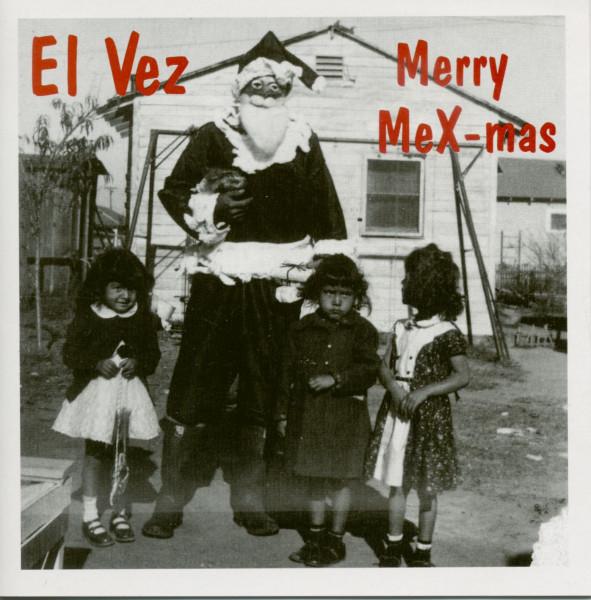 Merry Mex-mas (CD, US)