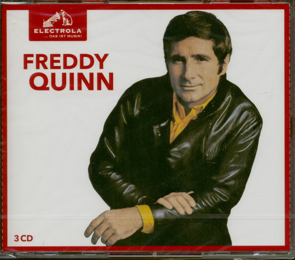 Electrola... Das ist Musik! Freddy Quinn (3-CD)