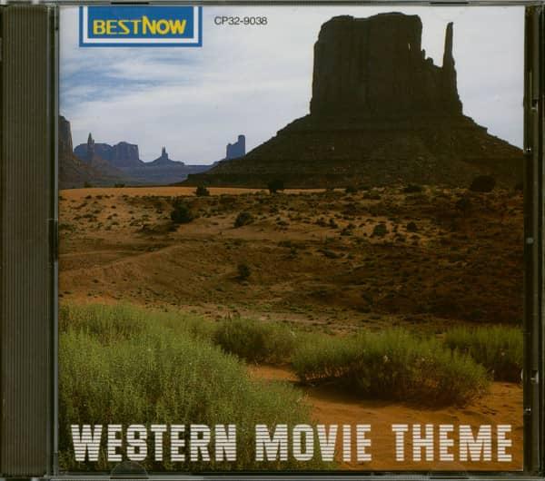 Western Movie Themes (CD)