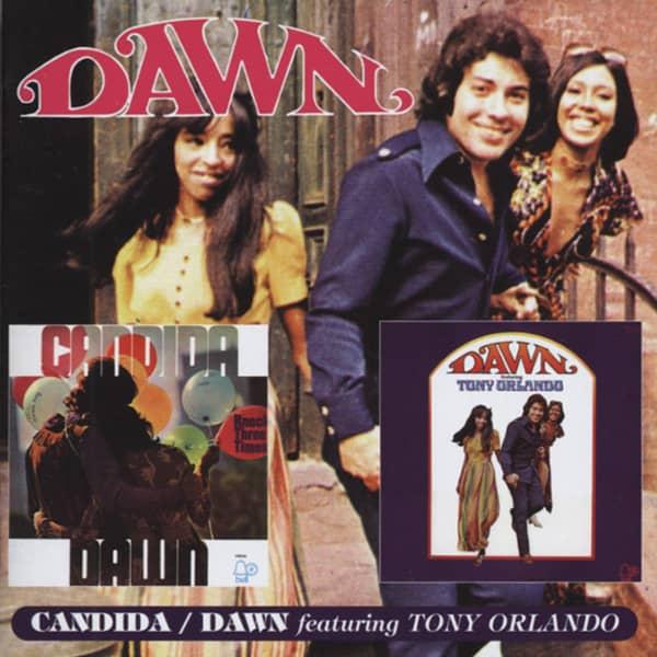 Candida - Dawn Feat. Tony Orlando...plus