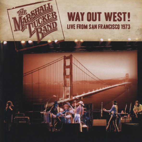 Way Out West!: Live From San Francisco 1973