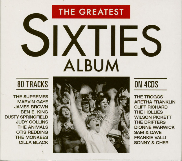 The Greatest Sixties Album (4-CD)