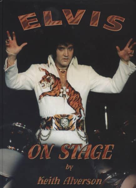 Elvis On Stage - Keith Alverson