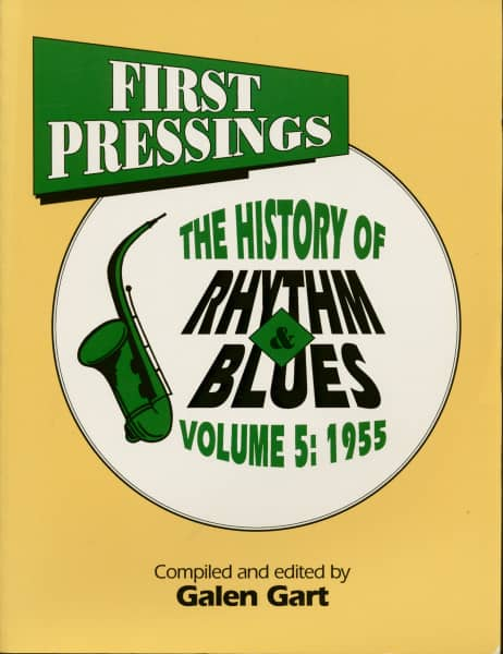 First Pressings - The History of Rhythm & Blues Vol.5: 1955