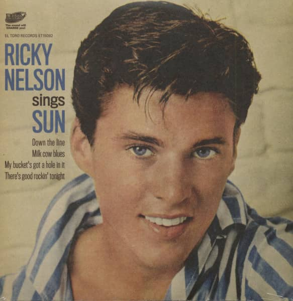 Ricky Nelson Sings Sun (7inch, EP, 45rpm, PS)