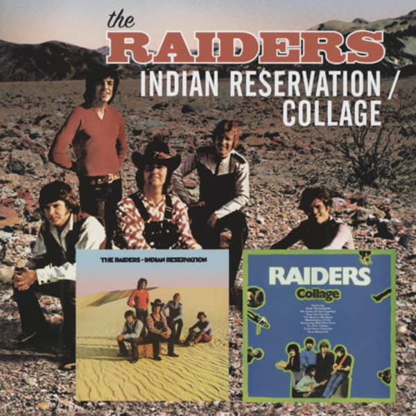 Indian Reservation - Collage...plus
